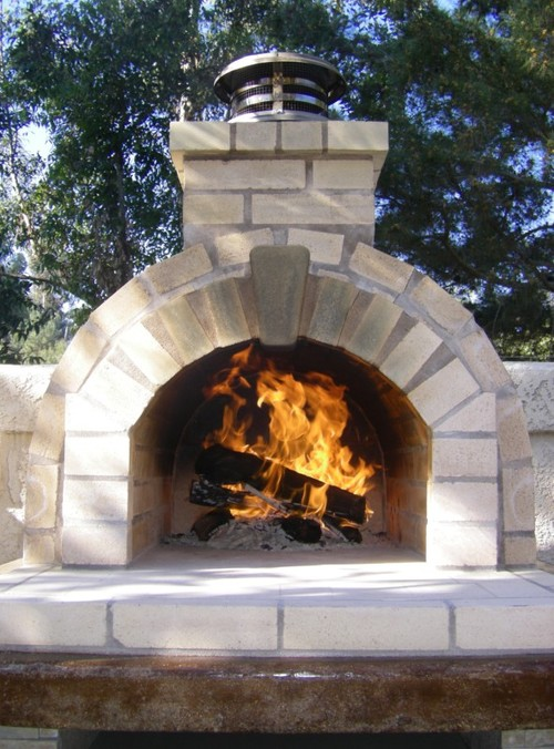 Traditional Brick Oven Ideas.