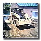 workside topsoil removal