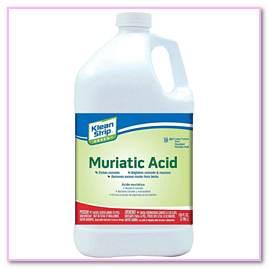 Acid Based Masonry Detergent