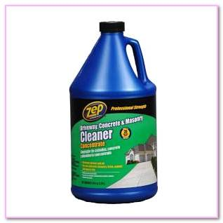 Acid Based Detergent Zinsser® WaterTite® Cleaner Concrete. Brush