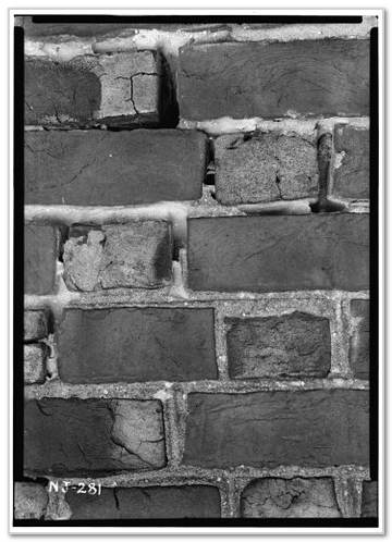 American  Exterior Gypsum Sheathing. Mortar Joints Method
