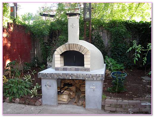 Average Cost Of Building Masonry Pizza Oven
