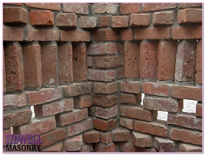 Brick Stone Macomb Mi. Mortar Joints