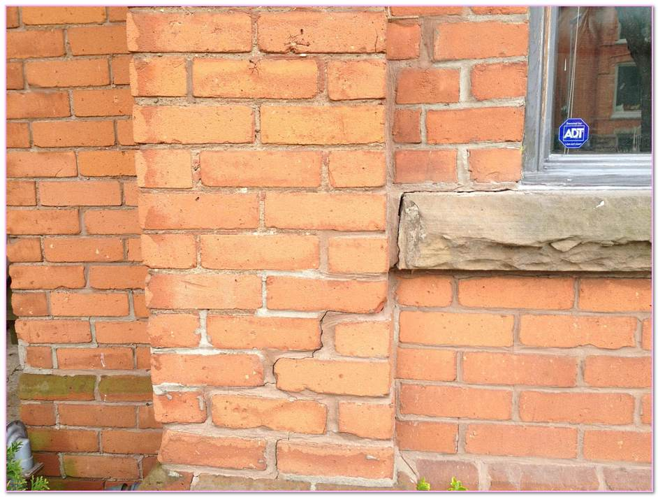 Causes Of Cracks In Brick Masonry