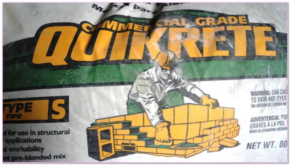 Quikrete Masonry Cement
