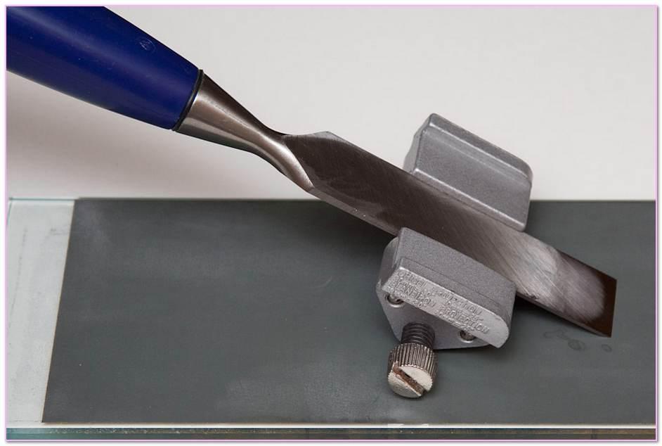 Masonry Chisel Sharpening Angle