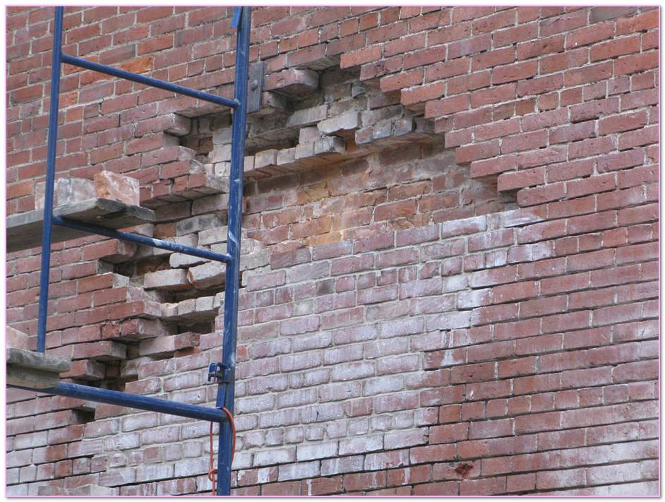 Brick Masonry Crack Repair