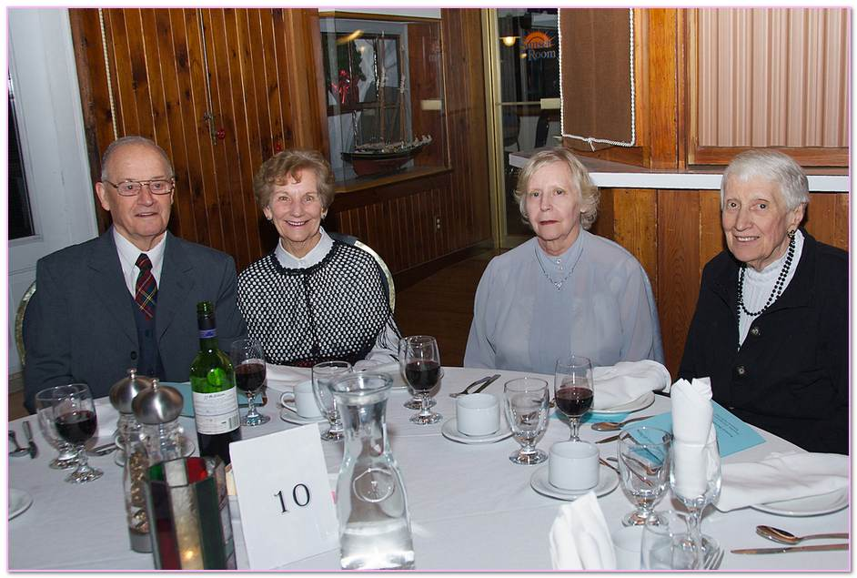 Dinner Masons Celebrate Burns Night. Masonic Lodge Freemasonry