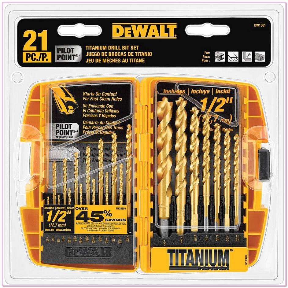 Drill DeWalt Multi In. Dia.. Review Holes Hammer Drill Hammer