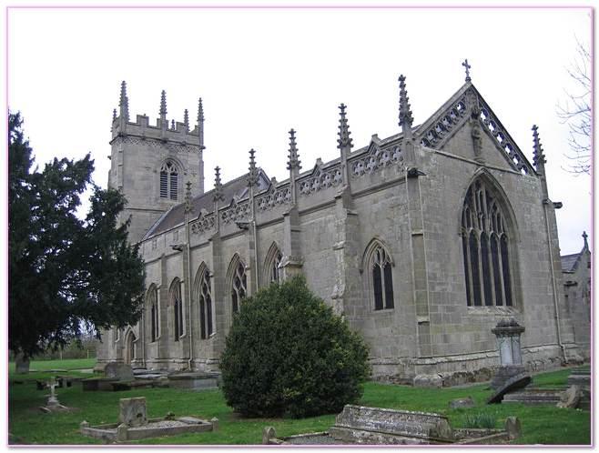 English Stone Masonry Churches