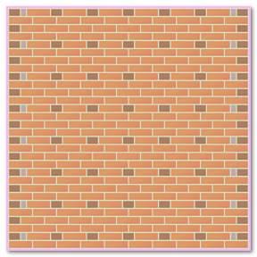 Half Brick Masonry Meaning