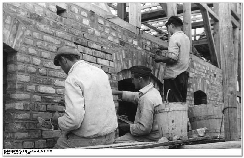 Historic Masonry Wall Construction