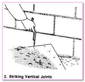 Joint Material Design Movement Control Joints. Masonry Wall Joint Reinforcement Expansion Joint Concrete Masonry