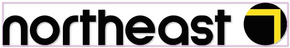 Logo Northeast Masonry Corporation.