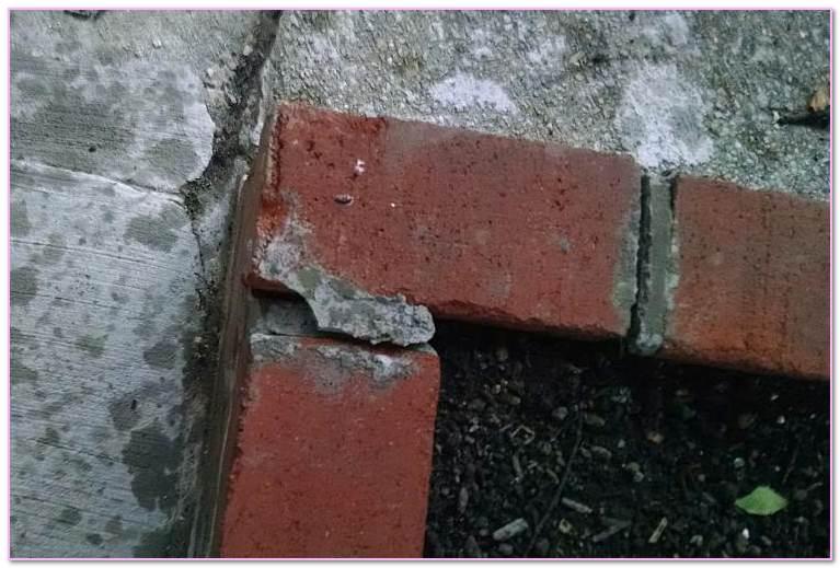 Fix Loose Masonry Cap Brick