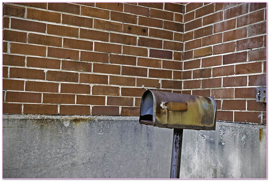 Mailboxes  Brick Stone Mailbox Installation. Mortar Joints