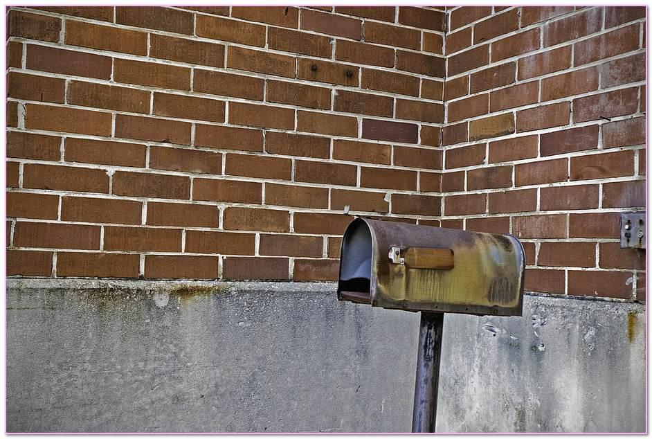 Mailboxes  Brick Stone Mailbox Installation. Mortar Joints
