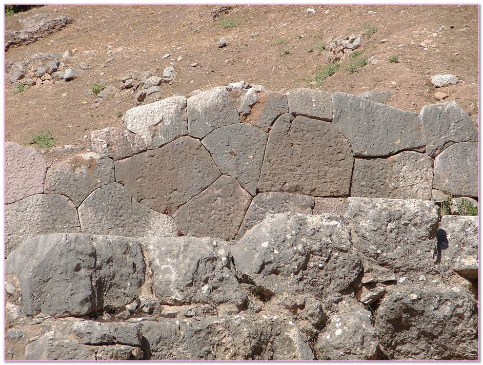Polygonal Saudi Arabia Megaliths Ancient History Earth.