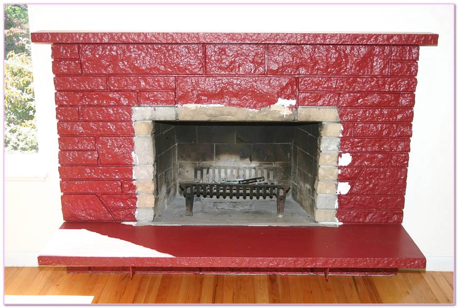 How To Remove Fireplace Door. Doors Burn