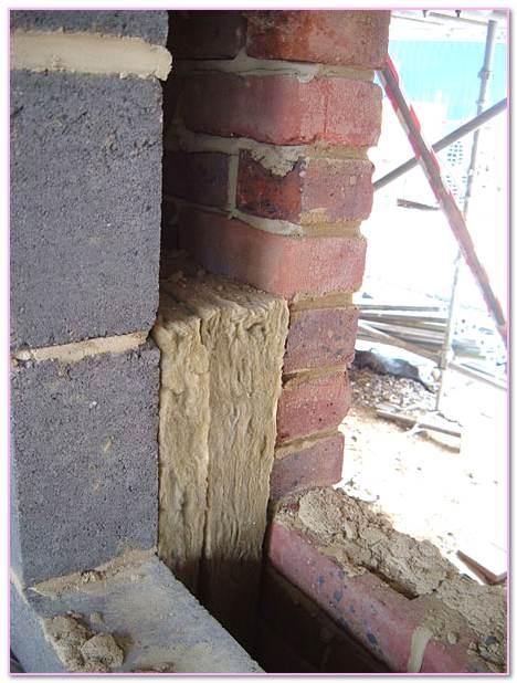 Residental Wall Air Gap Masonry Systems. Insulation