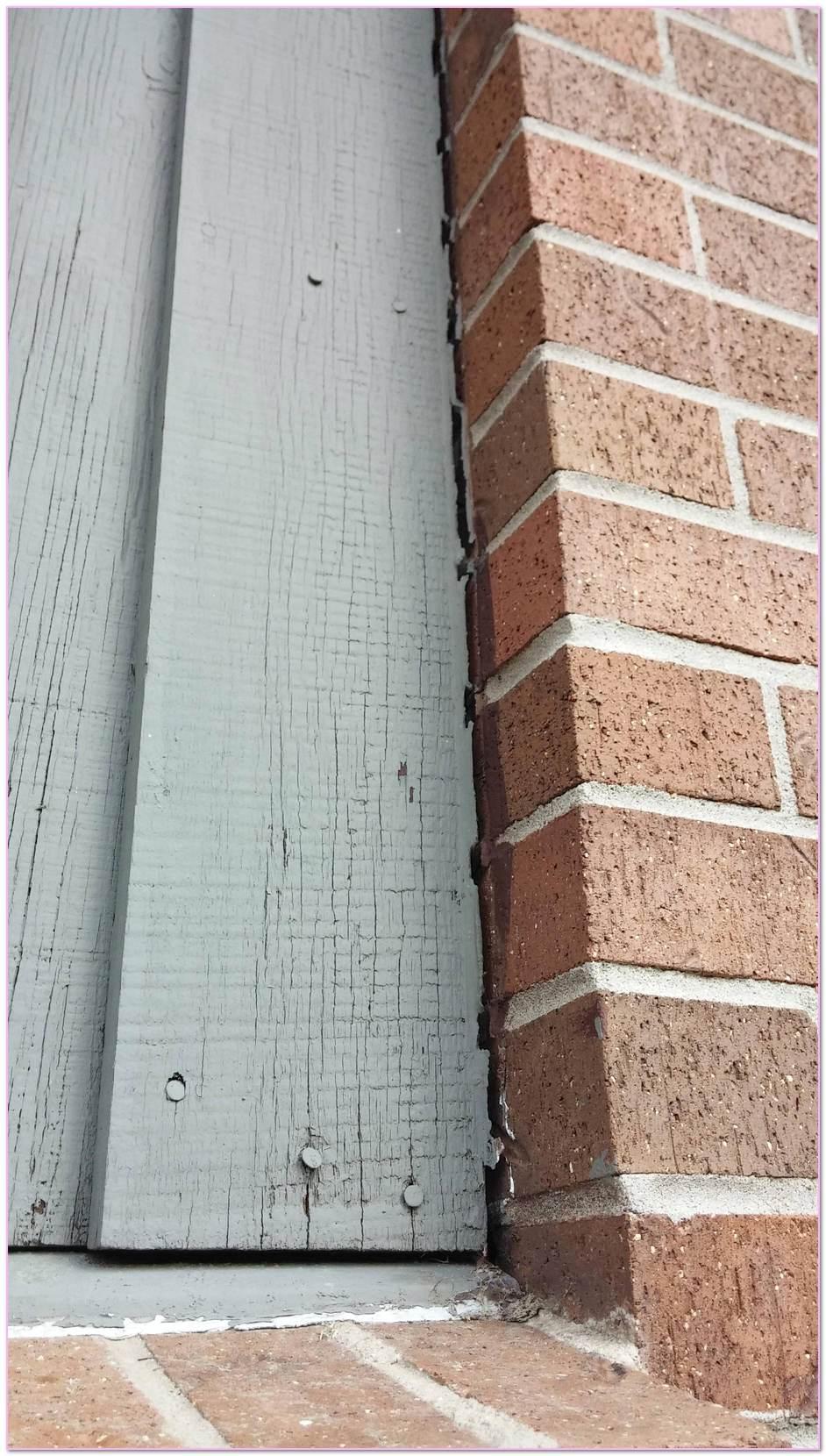 Siding Nail Screw Or It. Siding Panel Nail Board