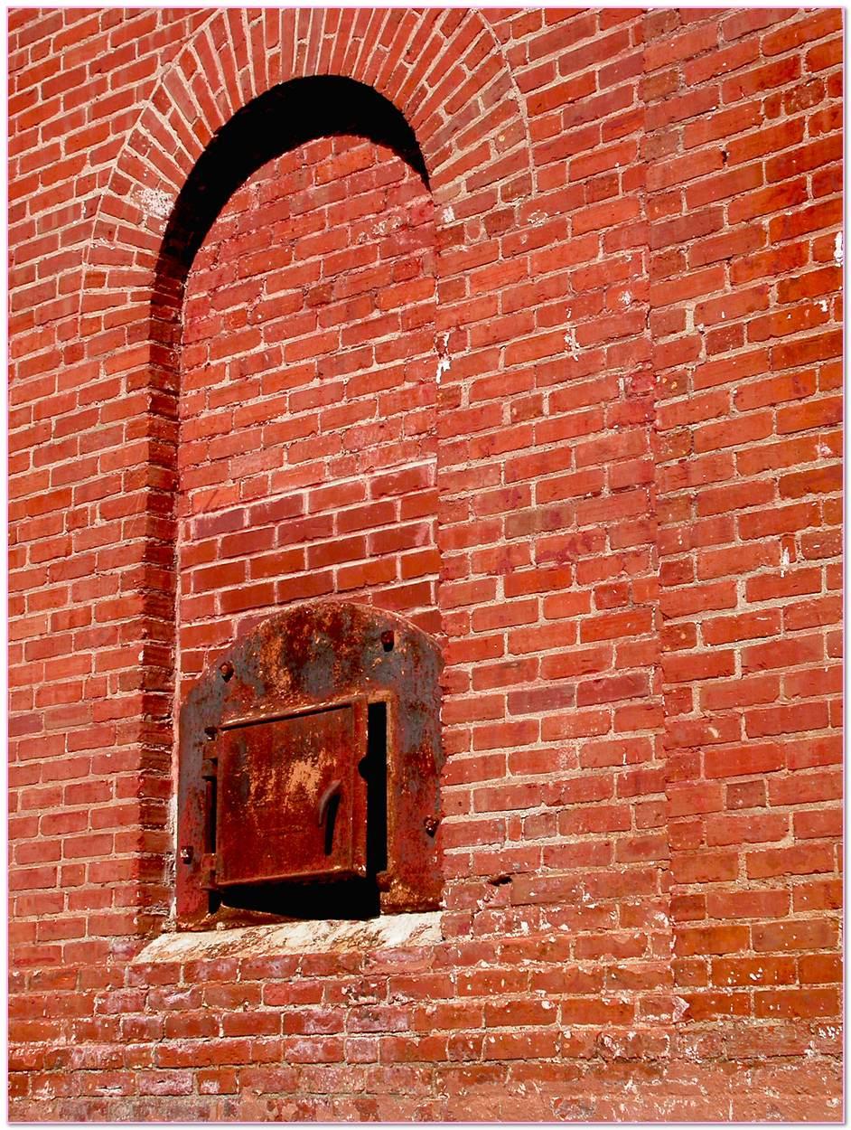 Masonry Smoker Doors