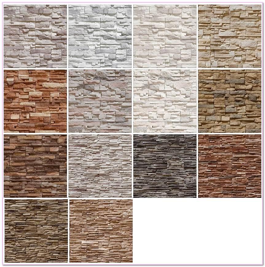 Dry Stack Stone Masonry