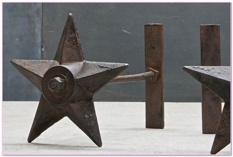 Antique Masonry Stars