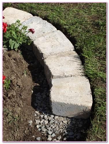 Stone Lowes Garden Edging. Retaining Wall Paver Patio Level Edge Adhesive