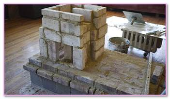 Walker Masonry Stove Plans. Stove Oven Installation Burn