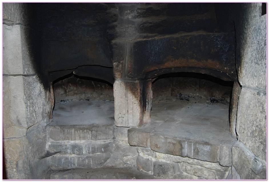 Wood Burning Fireplace Grand Meridian.
