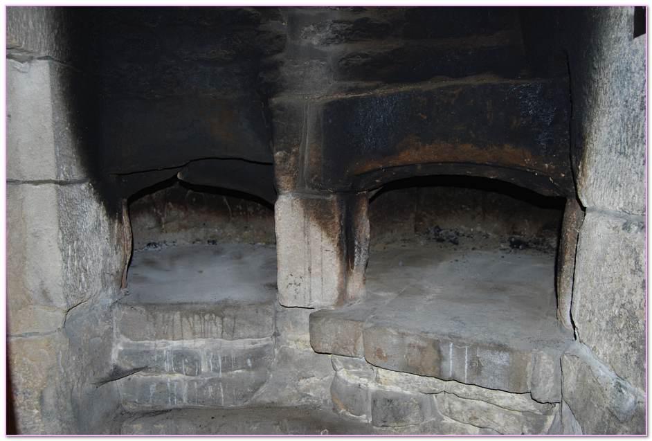 Grand Meridian Wood Burning Masonry Fireplace