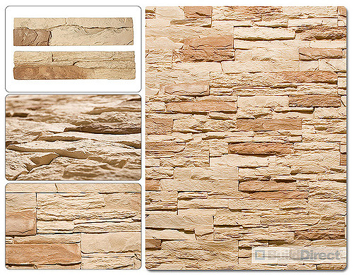 Faux Siding Advanced Technologies. Stone Veneer Siding Panel Natural Stone Installation