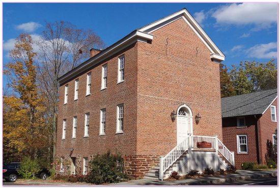 Nj Brick Curry House Ridgewood